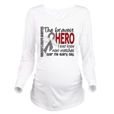 D Parkinsons Disease Long Sleeve Maternity T-Shirt