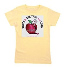 Taste and See that the LORD is Good! Girl's Tee