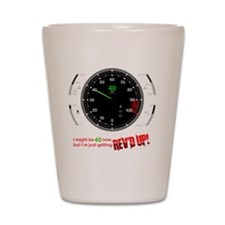 speedometer-40 Shot Glass