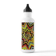 starburst kindle Water Bottle