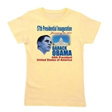57th Presidential inauguration Girl's Tee