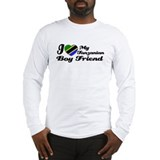 Tanzanian Boy friend Long Sleeve T-Shirt
