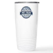 100% Authentic Vet Tech (Blue) Travel Mug