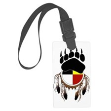 Circle Of Courage Luggage Tag