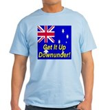 Get It Up Downunder T-Shirt