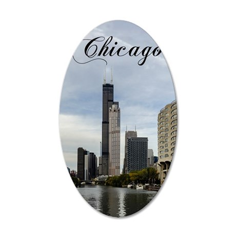 Chicago_5.5x8.5_Journal_Skyl 35x21 Oval Wall Decal