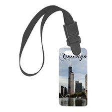 Chicago_5.5x8.5_Journal_Skyline Luggage Tag
