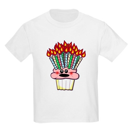 30th, 40th, 50th Birthday Kids Light T-Shirt
