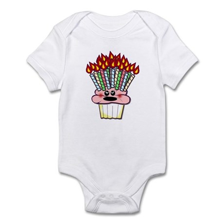 30th, 40th, 50th Birthday Infant Bodysuit