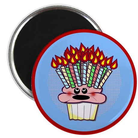 "30th, 40th, 50th Birthday 2.25"" Magnet (10 pack)"