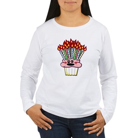 30th, 40th, 50th Birthday Women's Long Sleeve Tee