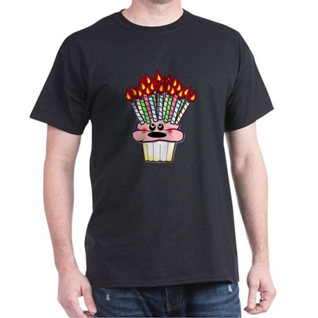 30th, 40th, 50th Birthday Dark T-Shirt
