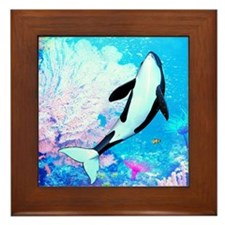 aqu_kids_all_over_828_H_F Framed Tile