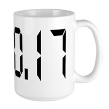 01.20.17 White Mug