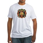 Memphis Fire Department Fitted T-Shirt