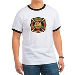 Memphis Fire Department Ringer T
