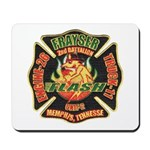 Memphis Fire Department Mousepad