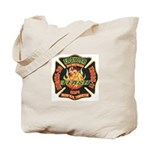 Memphis Fire Department Tote Bag