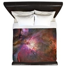 Orion Nebula King Duvet