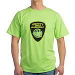 Glenn County Sheriff Green T-Shirt