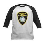 Glenn County Sheriff Kids Baseball Jersey