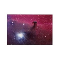 Horsehead Nebula Rectangle Magnet