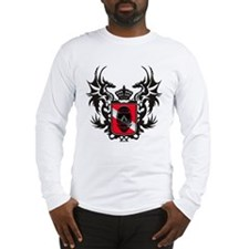 Dragon Crest Long Sleeve T-Shirt