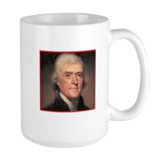Jefferson On Democracy Mug