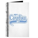 """100% Carolina Girl"" Journal"
