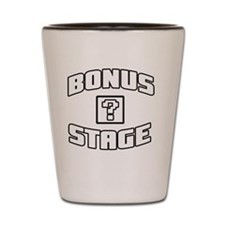 Bonus Stage Shot Glass