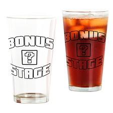 Bonus Stage Drinking Glass