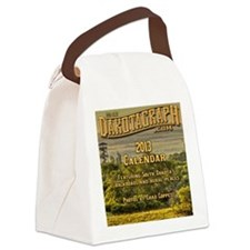 2013 Dakotagraph Calendar cover Canvas Lunch Bag