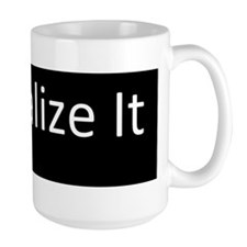 Legalize incandescent bulbs Mug