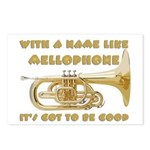 With a Name Like Mellophone Postcards (Package of