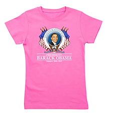 57th Presidential inauguration Girl's Tee