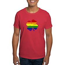 Irish Rainbow Pride T-Shirt