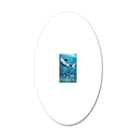 orca2_5_7_area_rug_833_H_F 20x12 Oval Wall Decal