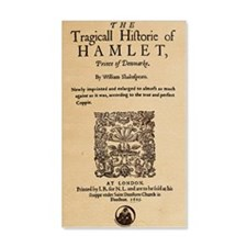 hamlet-1605-poster-iphonesnap Wall Decal