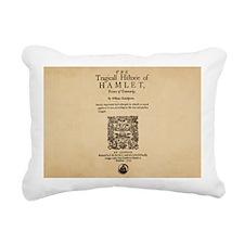 hamlet-1605-poster-lapto Rectangular Canvas Pillow