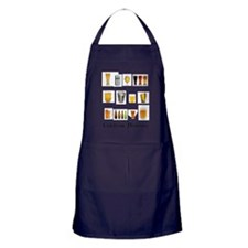 Celebrate Diversity Beer Apron (dark)