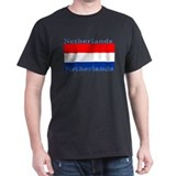 Netherlands Dutch Flag T-Shirt