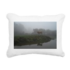 Taken around Wheatley vi Rectangular Canvas Pillow