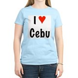 I love Cebu T-Shirt
