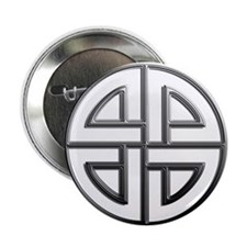 "Cute Asatru 2.25"" Button (100 pack)"