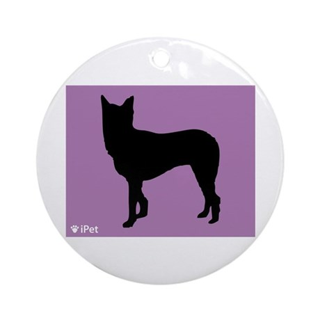McNab iPet Ornament (Round)