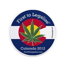 "First to Legalize 3.5"" Button"