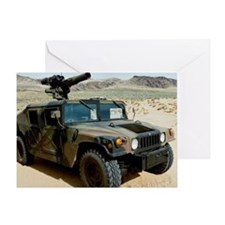 M988 High-Mobility Multipurpose Whee Greeting Card