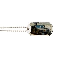M988 High-Mobility Multipurpose Wheeled V Dog Tags