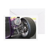 1932 Ford suspension Greeting Cards (Pk of 10)