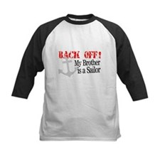 Back Off! My Brother is a Sai Tee